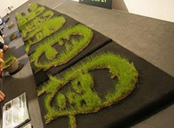3D Printed Plants